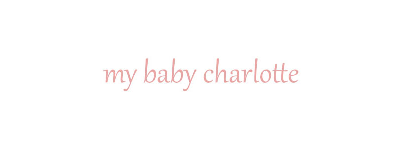 My baby Charlotte