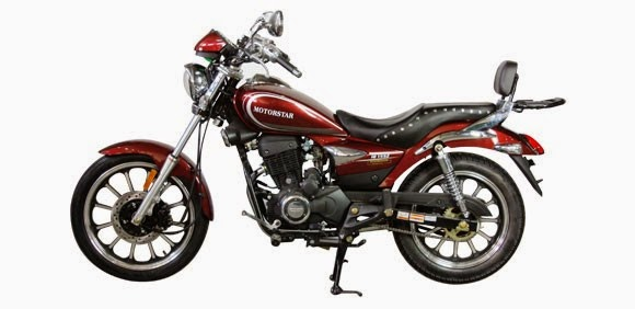 Motorstar motorcycle