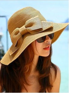 Artistic New Arrival Bow Knot Double-Deck Summer Hat