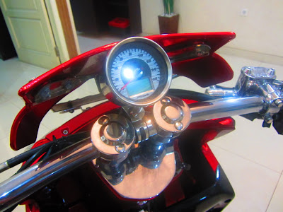 honda vario techno modifikasi, modifikasi motor honda vario techno