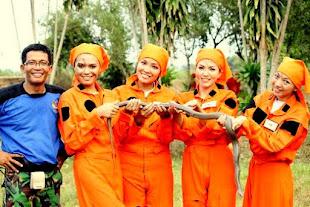 Para Calon Putri Indonesia 2011