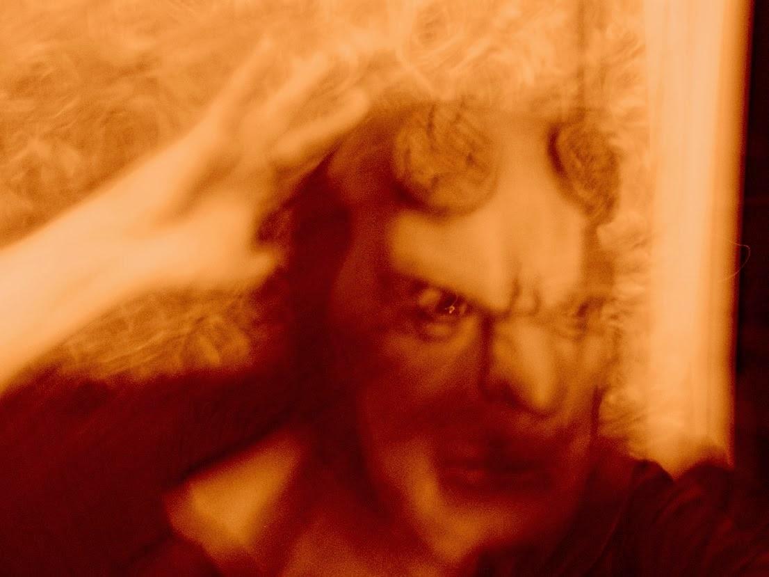 Hellboy seepia
