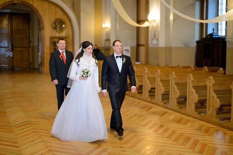 vestuvės raudonoje bažnyčioje Panevėžyje