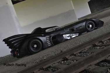 Mobil Batman 1