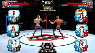 Game Android Terbaru MMA Federation Mod Apk v2.12.25 (Mod Money)