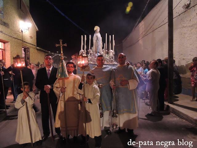 Fatima Valdepeñas 2013