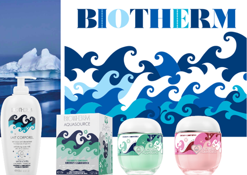 SORTEO BIOTHERM WATER LOVERS