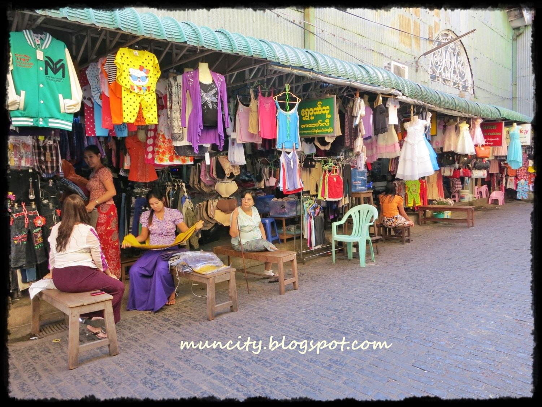 Lalalaland Myanmar Yangon Sightseeing Part 2