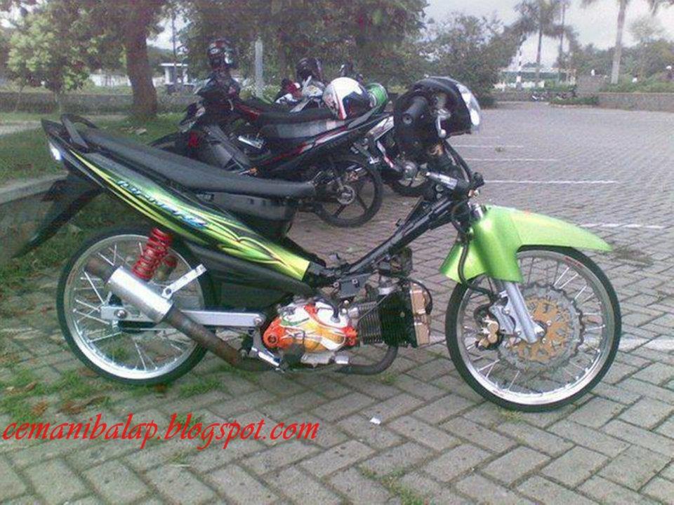 Yamaha Jupiter Z Drag  Autos Post