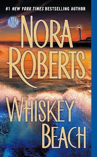 nora roberts whiskey beach review