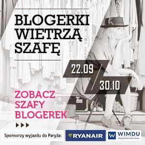blogerki wietrzą szafę