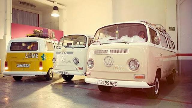 furgonetas vintage tours