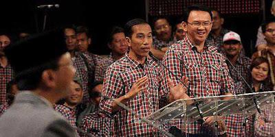 100 Hari Program Jokowi dan Basuki untuk Jakarta