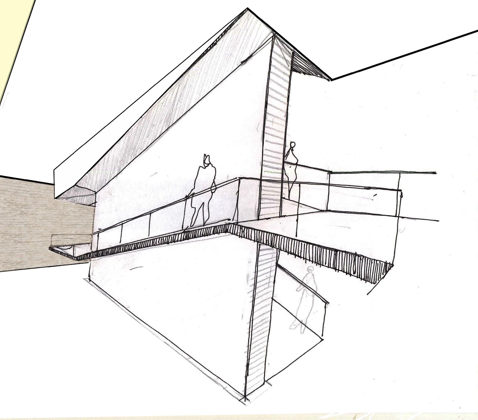 Arquitectura Dise O Originalidad Dise O De Rampa Planta