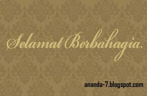 Download Font Undangan Pernikahan , Sunatan , Segala Jenis Undangan