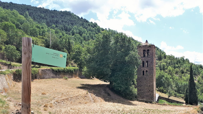 Patrimoni romànic del Pirineu