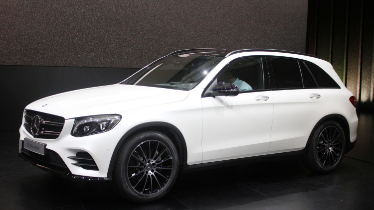 2016 MERCEDES-BENZ GLC DESIGN AND RELEASE DATE - SUV AUTOMOTIVE CAR