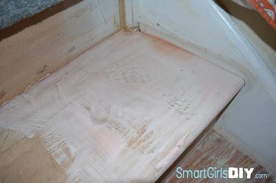staircase renovation take carpet off