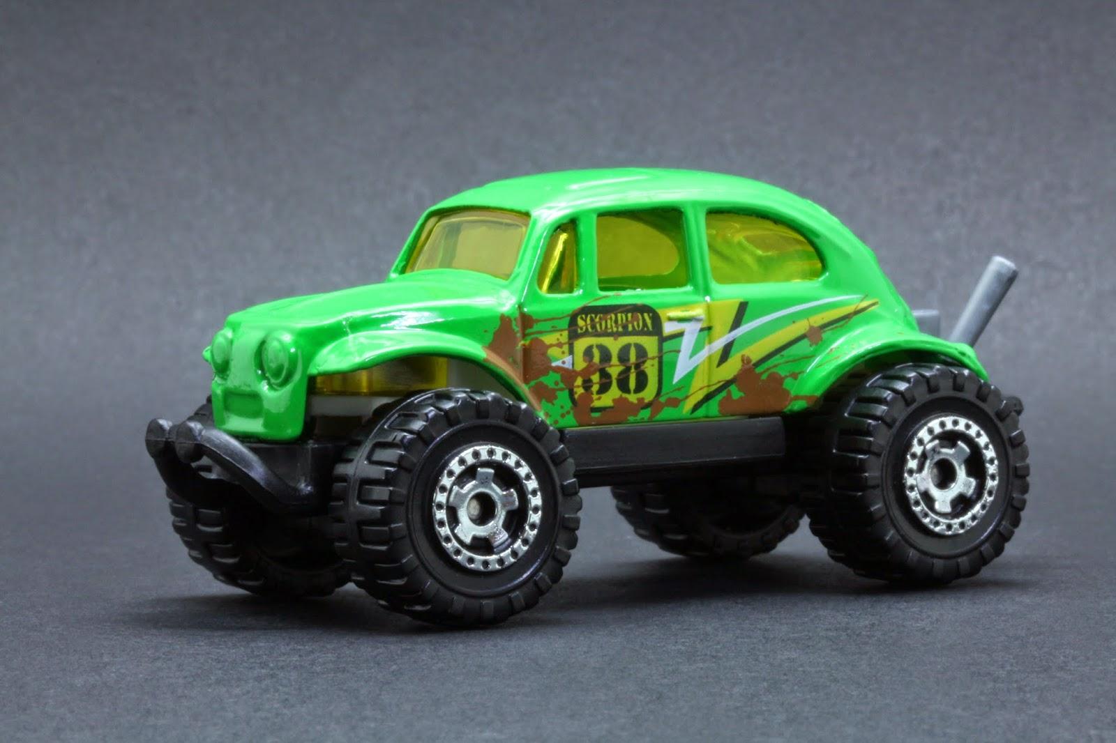 Diecast Hobbist: Volkswagen Beetle 4X4