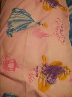Disney Princess Duvet cover