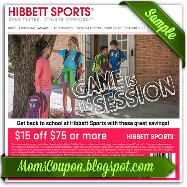 Hibbett coupon code