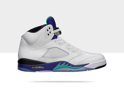 Air Jordan 5 Retro Men's Shoe 136027-108