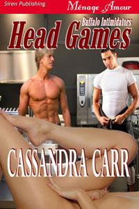 Head Games by Cassandra Carr