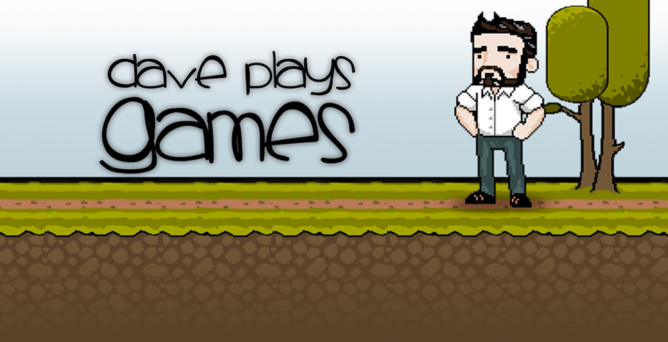 Dave Plays Game