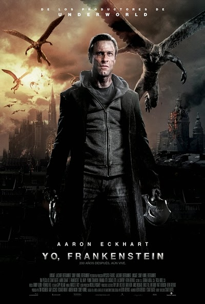 Yo, Frankenstein Online vk