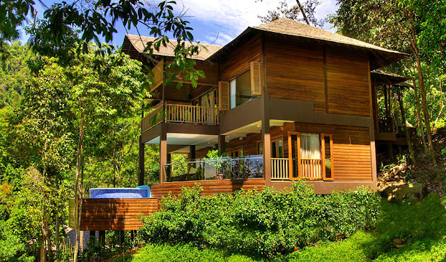 Eco rainforest resorts Malaysia