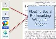 Cara Membuat Floating Share Button Blogspot
