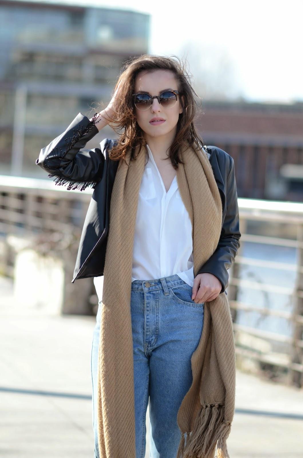 street style, boyfriend jeans, spring 2015 trends