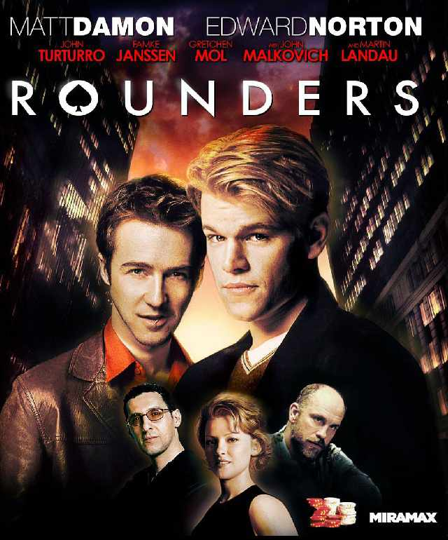 Review Sinopsis Film Rounders