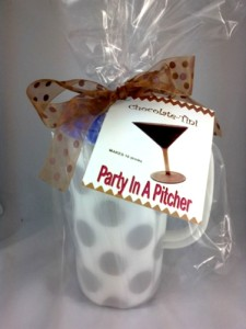 Party in a Pitcher Button
