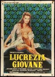 Lucrezia giovane (1974)