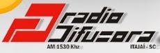 Rádio Difusora AM de Itajaí SC ao vivo