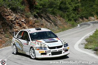34o Rally Sprint Κορίνθου: Αναλυτικά τα αποτελέσματα