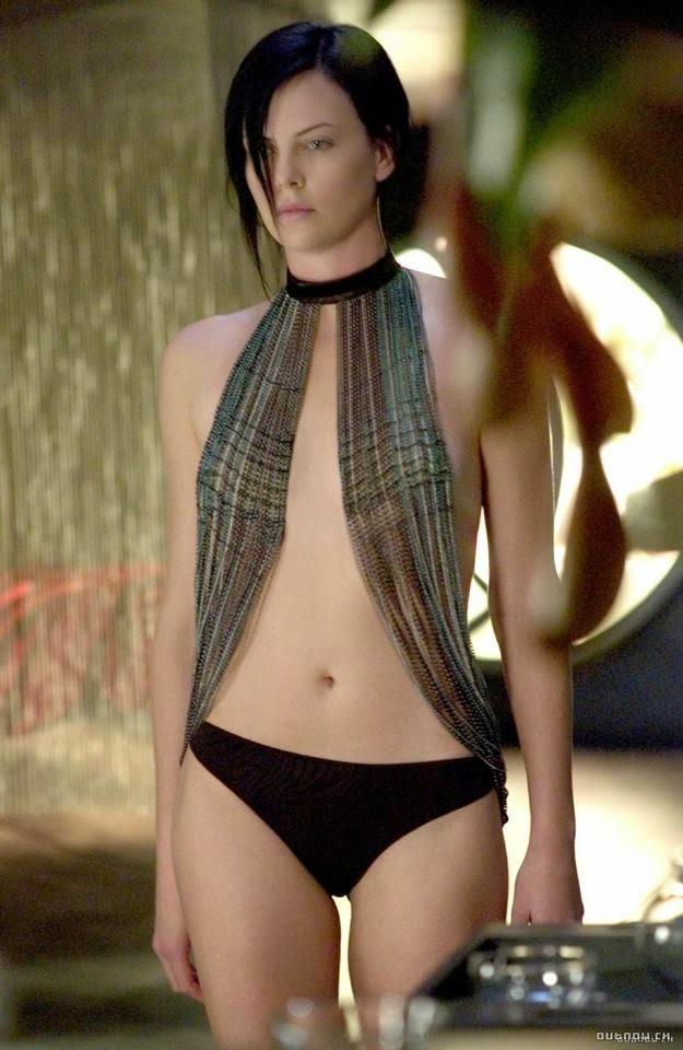 Musas: Charlize Theron