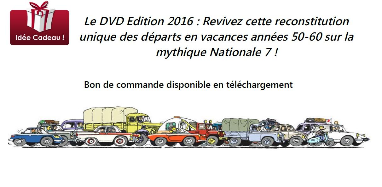 Réservez le DVD Embouteillage 2016