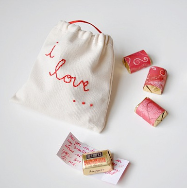 belle maison: Get Crafty With Love: Fun DIY Valentine's Ideas