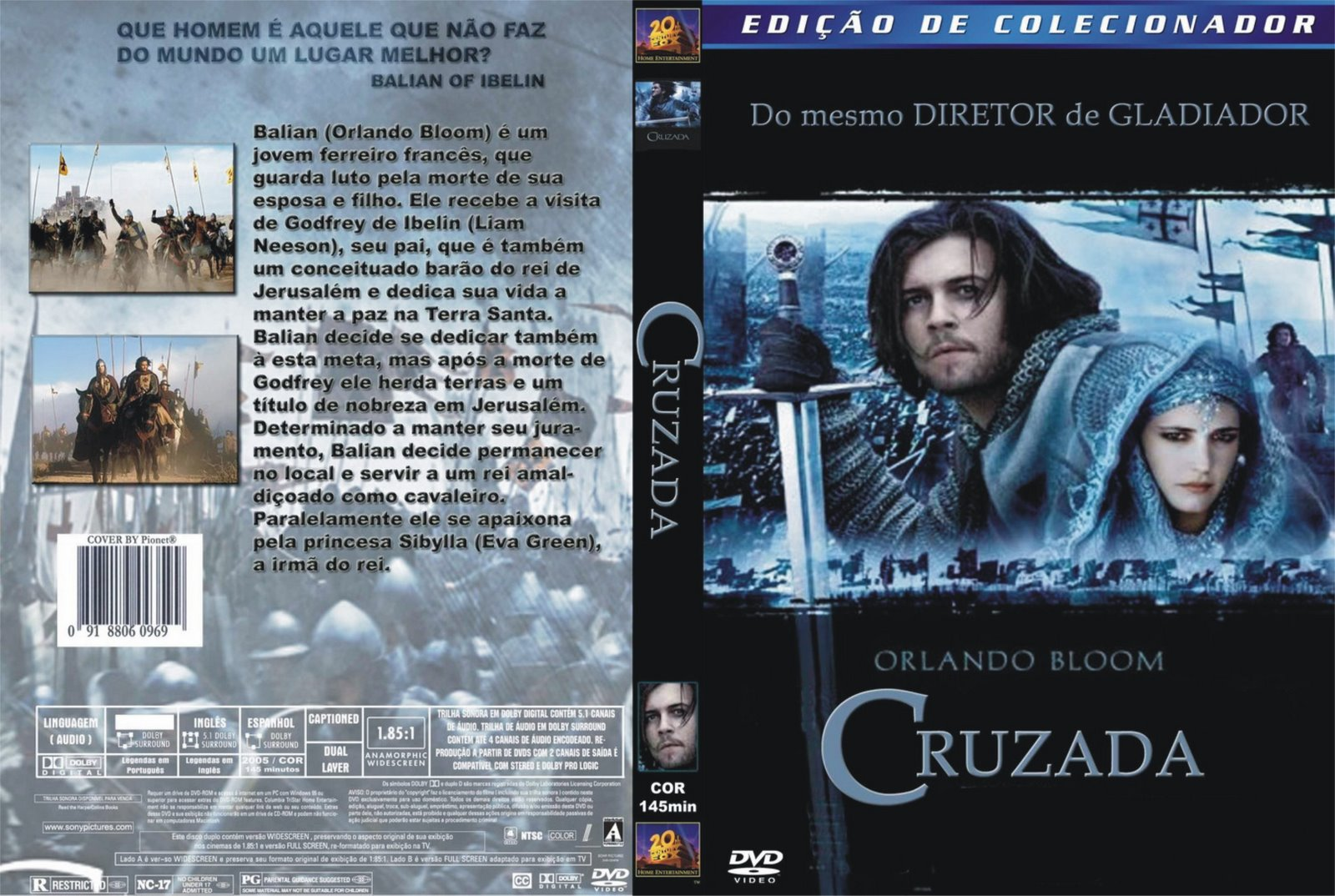 Resultado de imagem para CRUZADA (2005)