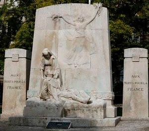 Monument Saintes