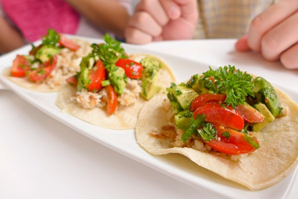Fish Tacos - Mexican Cuisine