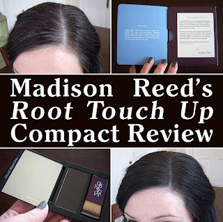 Madison Reed's Root Touch Up Compact Review