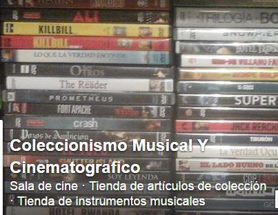 Coleccionismo Musical y Cinematográfico