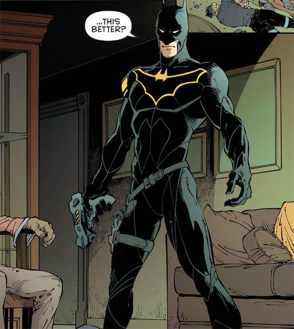 Jim Gordon en Batman #41 by Snyder y Capullo
