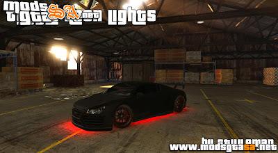 V - Mod Ativar ou Desativar Neon para GTA V PC