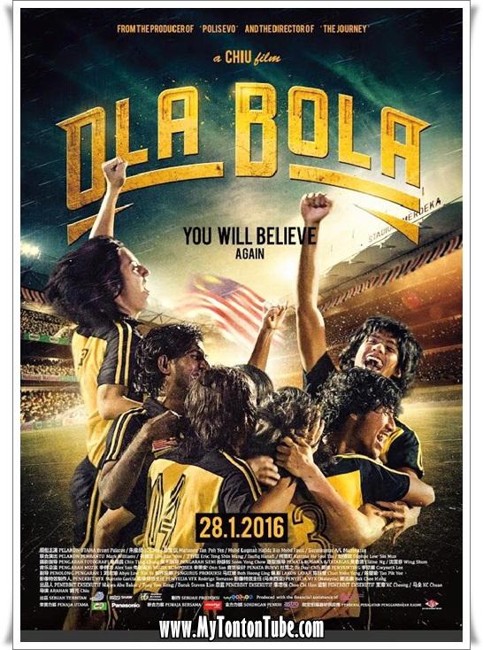 Filem Ola Bola (2016) - Full Movie