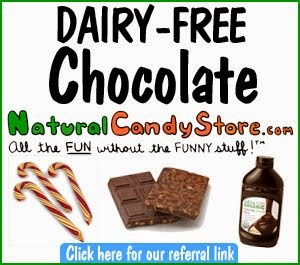All-Natural Candy & Chocolate
