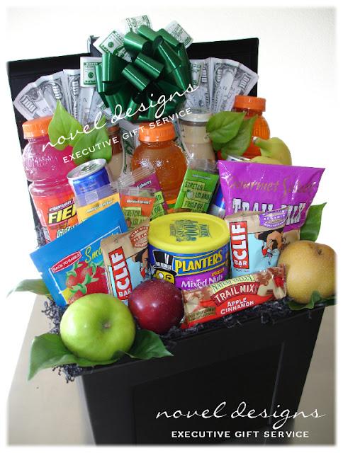 Accountant Gift Basket